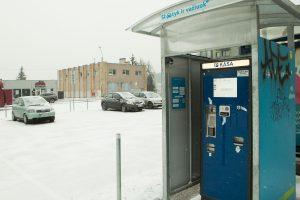 """Vilnius planuoja plėsti stovėjimo aikšteles """"Statyk ir važiuok"""""""