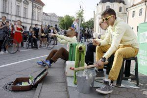 Savaitgalį – Gatvės muzikos diena (bus eismo ribojimų)