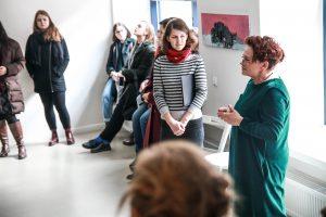 """""""Vilnius Art Walk"""" kviečia į antrąjį turą po galerijas"""