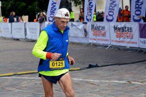 Ištvermingiausias pasaulio bėgikas: visada buvau ištikimas Lietuvai