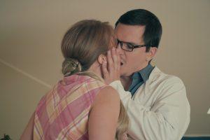 Naujame seriale nusifilmavęs M. Papinigis:  kadre mieliau mirštu nei bučiuojuosi