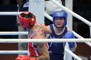 Olimpiadoje leista kovoti ir boksininkams profesionalams