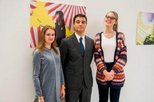 Prancūzakalbių Meka Lietuvoje: VDU atidarė Frankofonijos šalių atstovybę