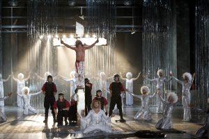 """Lietuvoje bus statoma A. L. Webberio roko opera """"Jėzus Kristus superžvaigždė"""""""