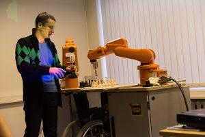 Prognozė: robotizacijos amžiuje bedarbių nepadaugės
