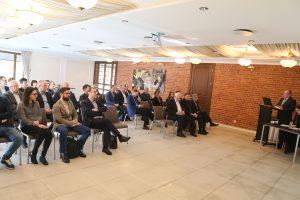Kauno rajono meras: valdžia turi dirbti taip, kad žmonės nenorėtų emigruoti