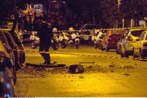 Atėnuose driokstelėjęs sprogimas apgadino ultradešiniųjų knygyną