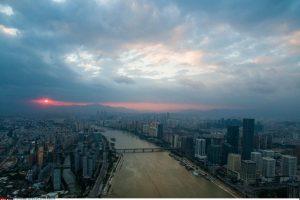 Taivaną nusiaubęs taifūnas smogė ir Kinijai: žuvo mažiausiai vienas žmogus