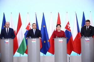 """ES rytų valstybės pasisako prieš """"kelių greičių"""" Europą"""