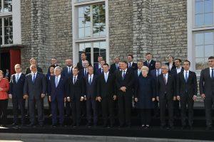 Taline ES lyderiai aptarė skaitmeninių technologijų plėtros klausimus