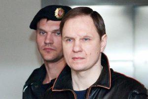 Teismas: iki gyvos galvos nuteistas K. Michailovas negali būti paleistas