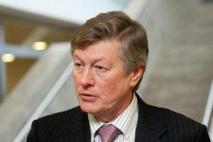 A. Paulauskas: Juodkrantėje galėjo būti išsilaipinę rusų diversantai
