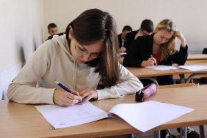Abiturientai laikys rusų kalbos egzaminą