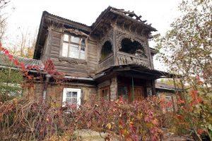 Istoriniame sostinės medinuke ketinama kurti Baltarusių kultūros centrą
