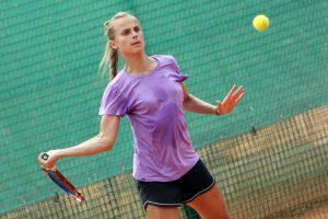 Planetos teniso žaidėjų reitinge lietuves nuo pasaulio elito lyderių skiria praraja