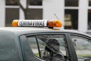 Statybininkai Vilniuje aptikto per 100 granatų