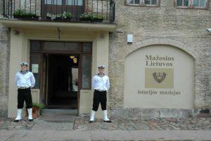 Atnaujinamas Mažosios Lietuvos istorijos muziejus