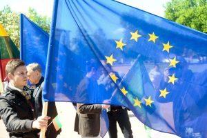 Pirmininkaujanti Lietuva sieks sutarimo dėl kitų metų ES biudžeto