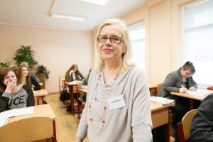 Kaune streikuoja keturių mokyklų pedagogai