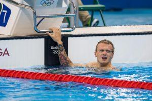 Plaukikas G. Titenis Prancūzijoje iškovojo tris medalius