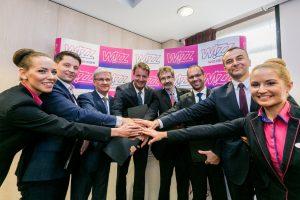 """Wizz Air"" bendradarbiaus su Vilnius Gedimino technikos universitetu"