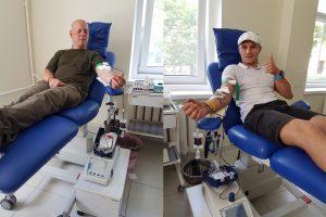 Svaras ir Kuvalda dovanojo kraujo