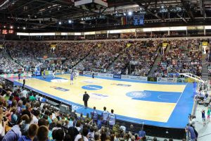 Tel Avive Lietuvos krepšinio rinktinę palaikys bent trys šimtai aistruolių