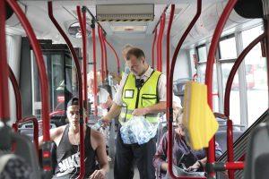 Pragariškai karšta ir miesto transporte: kondicionierius – dar retenybė