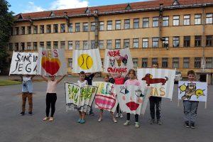 Vasaros stovyklas Kauno miesto bibliotekoje lankė beveik 700 vaikų