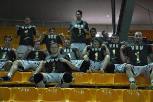 Startavo Lietuvos studentų krepšinio lygos sezonas