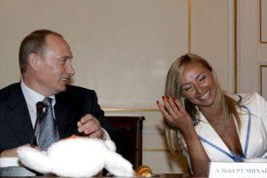V. Putino atstovo žmona pasityčiojo iš Holokausto?