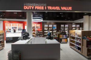 """Vilniaus oro uoste – nauja """"Duty free"""" parduotuvė"""