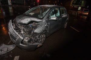 Per parą avarijose – 23 sužeistieji