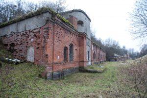 Kauno miestas ir rajonas ruošiasi iš Turto banko susigrąžinti fortus