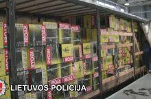Prieš teismą stos su vogtais daiktais užsienyje sulaikyti lietuviai