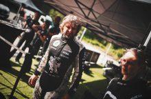 """B. Vanagas """"Rally Latvija""""  – ketvirtas"""