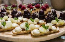 Lazdynuose pakvipo itališkais patiekalais