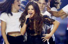 S. Gomez – ryškiausia 2016-ųjų instagramo žvaigždė