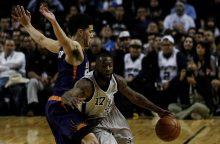 "NBA: ""Suns"" komanda triumfavo Meksikoje"
