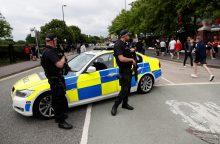 Policija suėmė dar du su Mančesterio ataka siejamus vyrus