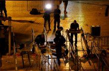 Izraelis pašalino metalo detektorius iš Jeruzalės šventyklos komplekso