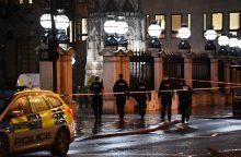 Londono centre dėl dujų nuotėkio evakuota beveik 1,5 tūkst. žmonių