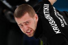 Rusijos akmenslydininkas neteko olimpinio medalio