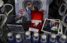 Vindzoras pasirengęs pasipelnyti iš karališkųjų vestuvių