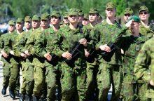 Minima karių savanorių darbdavių diena