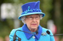 Londone per eismo įvykį žuvo karalienės asmeninis gydytojas