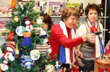 Sostinėje – 14-oji Tarptautinė Kalėdų labdaros mugė