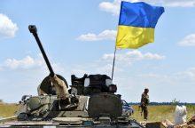 Lietuvos instruktorių misijai Ukrainoje – tarptautinės operacijos statusas