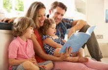 Sėkmingus santykius gali lemti vaikystėje girdėti tėvų teiginiai