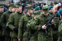 Valstybės kontrolės akiratyje – kariuomenė